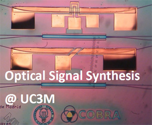 Optical Signal Synthesis